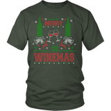 "Merry ""Wine""mas Shirt"