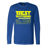 Best Boyfriend In The Galaxy Tshirt