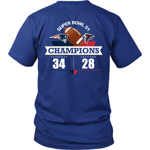 Super Bowl 51 Game Day T-Shirt