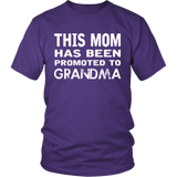 Promoted to Grandma