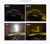 Polarized Night Driving Glasses with Glare Reduction