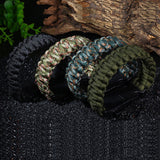 5-in-1 Survival Paracord Bracelet