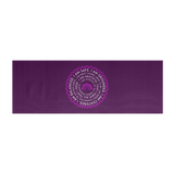 Lotus Yoga Mat