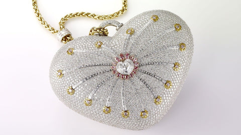 The most expensive handbag Guinness Book Of Records