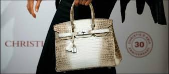 This luxury hand bag sold for over $300k