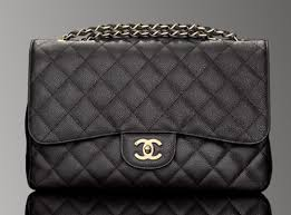 quilted-leather Chanel 2.55 handbag