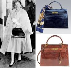 The Kelly bag