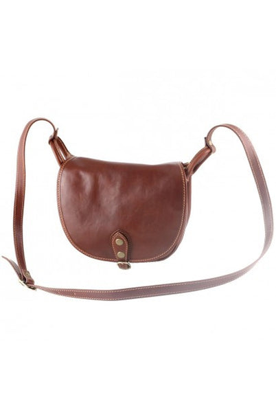 """Made In Italy"" Women's Leather Handbag - Maison du Roi - Italian Leather Handbags Large Purse Shop"