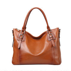 """Designer Inspired"" Large Italian Leather Tote Bag - Jones - Italian Leather Handbags Large Purse Shop"