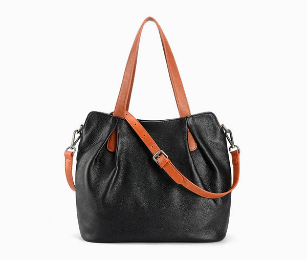 Designer Real Leather Shoulder Bag