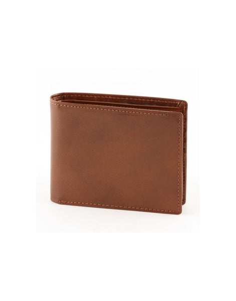 """Made In Italy"" Men's Leather Wallet - Bifold - Leather Wallet Large Purse Shop"