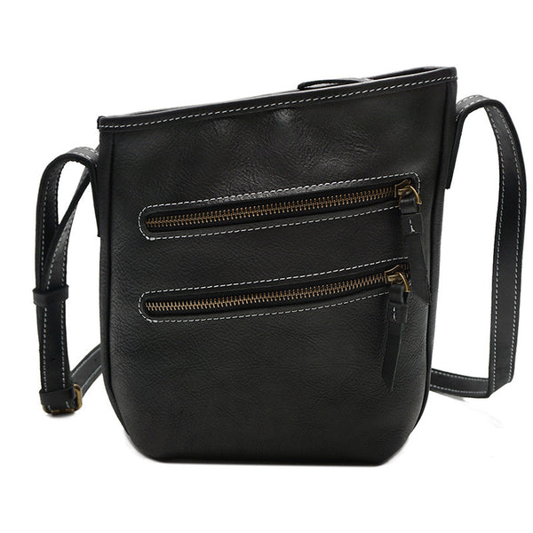 Designer Leather Cross Body Bag For Men