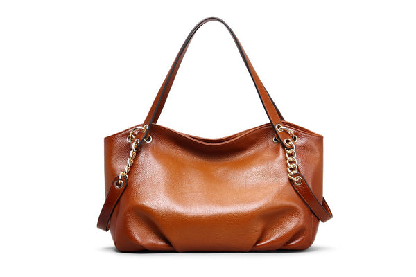 Designer Trendy Leather Tote Bag