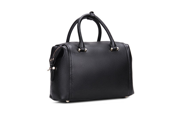 Designer Practical Leather Tote Bag