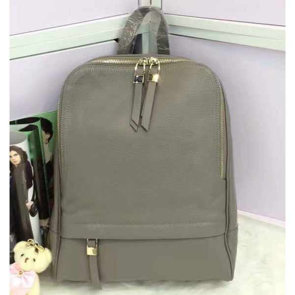 Designer Trendy Leather Backpack