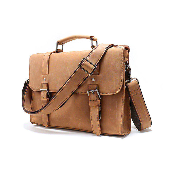 Designer Stylish Genuine Leather Messenger Bag