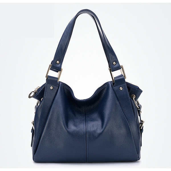 Designer Genuine Leather Shoulder Bag