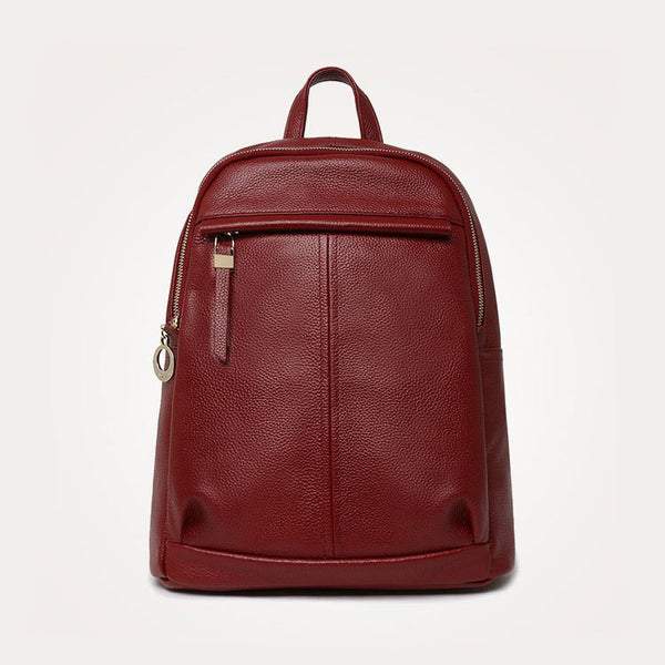 Designer Smart  Leather Backpack