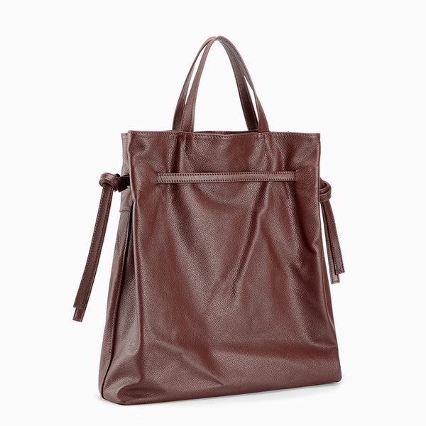 Designer Supple Leather Shoulder Bag