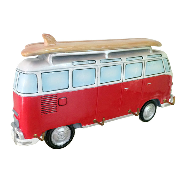 VW Bus Key Rack