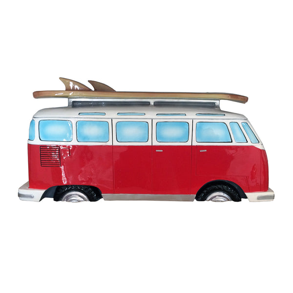VW Bus Profile Wall Shelf