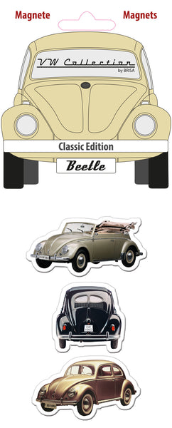 VW Beetle Magnets