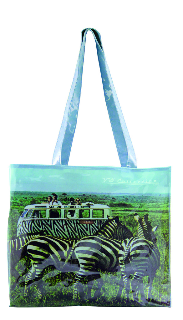 Safari PVC Shopper Bag