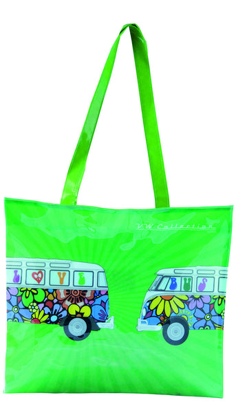 Love Bug PVC Shopper Bag