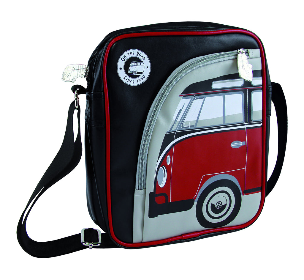 VW Bus Tablet Shoulder Bag
