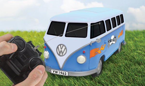 VW Remote Control Campervan