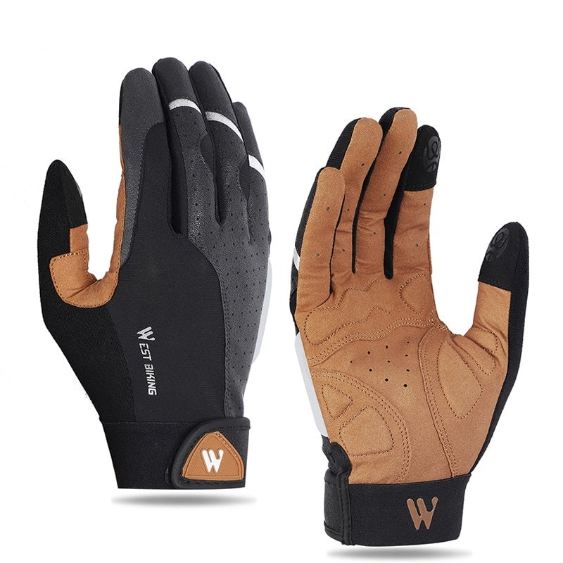 West Biking Cycling & Motorcycle Gloves - Bad Wolf & Co.