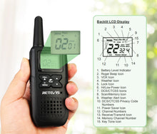 Load image into Gallery viewer, RETEVIS RT41 Walkie-talkie - Bad Wolf & Co.