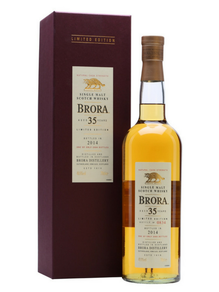 Brora 35 Year Old (1978 Vintage) Whisky