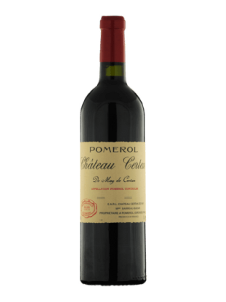 Certan de May Pomerol 2010