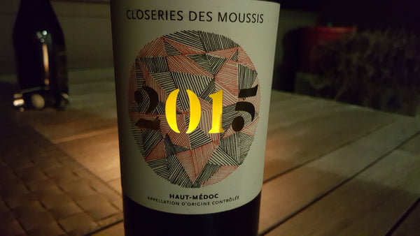 Closeries des Moussis Bordeaux 2015