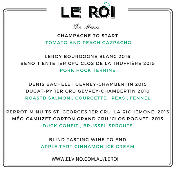 Elvino Burgundy Wine Tasting, French wine, wine tasting dinner, sydney wine tasting, french, bistro Guillaume, sydney events, things to do sydney
