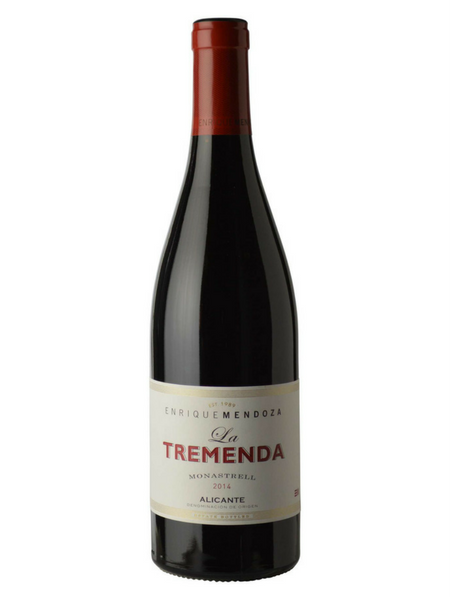 Enrique Mendoza 'La Tremenda' Single Vineyard Monastrell 2014