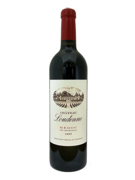 Chateau Loudenne Medoc 2009