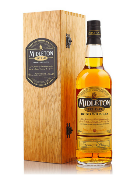 Midleton Very Rare 2017 Irish Whisky Luxury Whiskey Special Gift Father's Day