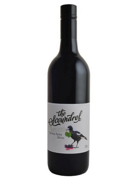 "Magpie Estate ""The Scoundrel Shiraz"" 2015"