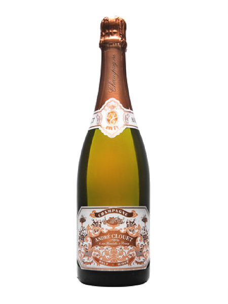 Andre Clouet Grand Cru Brut Rose NV