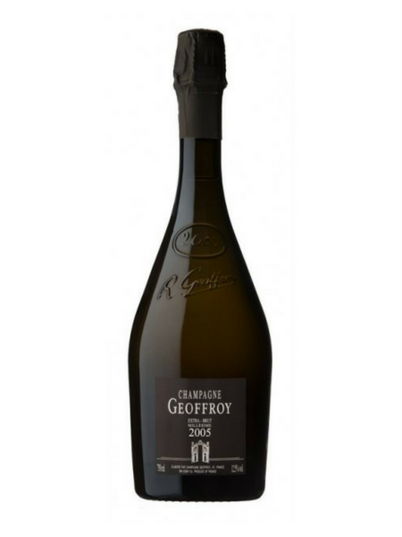 Champagne Geoffroy Millésime Extra Brut 2005