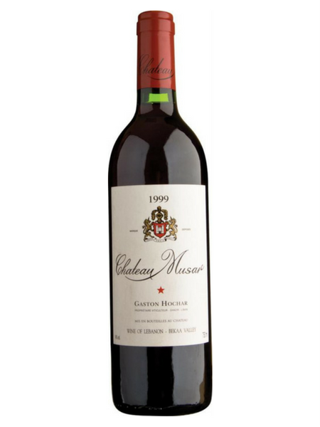 Chateau Musar Red 1999