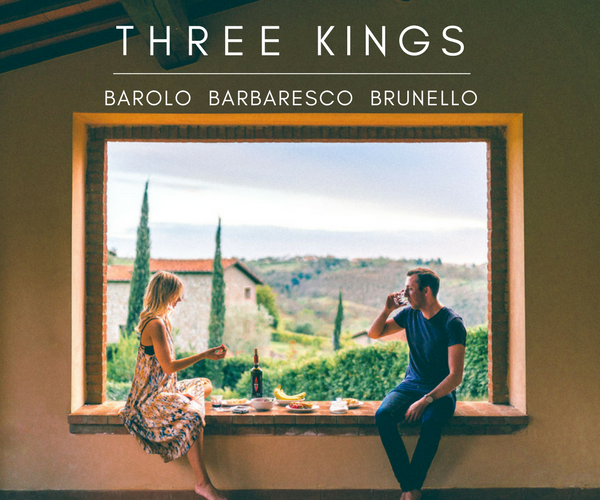 Three Kings: Wine Tasting Dinner