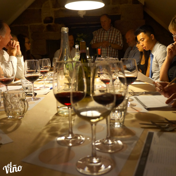 Wine Tasting Dinner: You Say Wine, I Say Vino