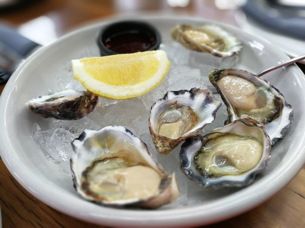Love Fish Pacific Oysters Rock Oysters