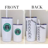 Mommy and Me Starbucks Set