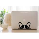 French Bull Dog Decal