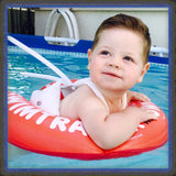 SWIMTRAINER swim ring for babies baby floatie toddler learn to swim swimming lessons