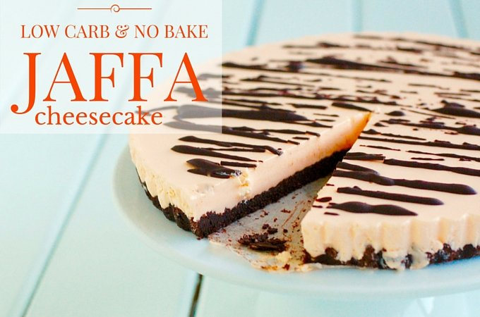 Low Carb No Bake Cheesecake (It's A Goody!)